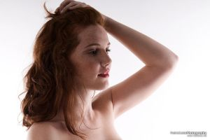 Red hair III by Maranus