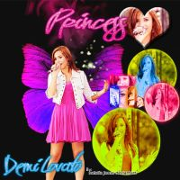 Demi Lovato Princess by NataliaJonas