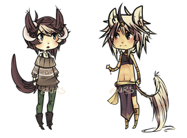 Auction : more old adopts [ closed ] by Burscutum