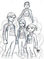 POWER PACK by Wieringo