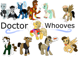 Doctor Whooves by PinkisPractical