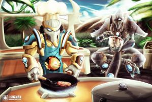 Aiur Chef by Z3ros