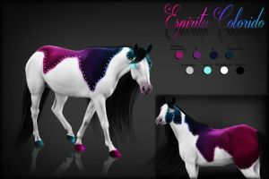 My Character Ref 2 by VIP-EquineArt
