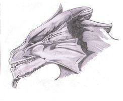 DRAGON'S HEAD by victortky