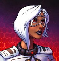 Faces of Wildstar - Bossa Novastar by evion