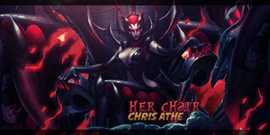 Her Chair by CheckeredStuffGFX