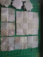 My First Quilt - First Layout In Blocks by Jillah92