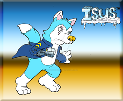 Isus Desktop by Blackn-Yellow