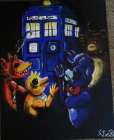 The Robots have the Phone Box by Bat13SJx