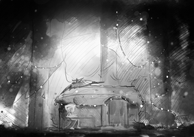 Home Sweet Home by CatraRing