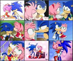 Sonamy Moments by tuffpuppy101