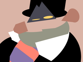 Ratigan -minimal- by Arnumdrusk