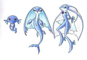 Fakemon Starters 3 by Friggo-Glicker