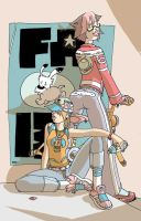 katface and Marlo by royalboiler