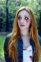 Jessica from True Blood cosplay by sahramorgan