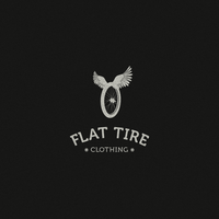 Flat Tire Clothing by samadarag