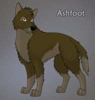 TNTC Character Ashfoot by Tephra76