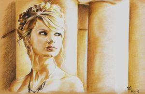 Taylor Swift by mojunheem