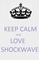 LOVE SHOCKWAVE by TRANSFORMERSsting