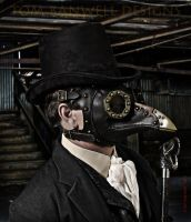 Dr. Beulenpest at Empire Mine by TomBanwell