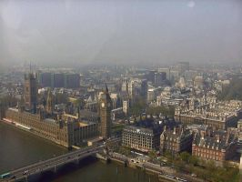 Houses of Parliament by Godiva500