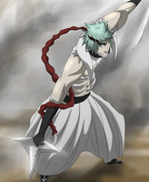 Buck del Grande (resurreccion) - Arrancar OC by LordSecond