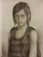 ELLIE - THE LAST OF US by revb18