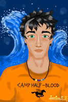 Percy Jackson by LuminaCT