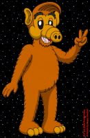 ALF by CaseyDecker