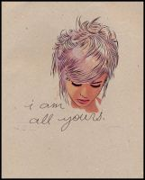 I Am All Yours by decolored