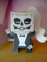 Born This Way Papercraft by studioofmm