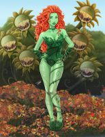 Poison Ivy by duendefranco