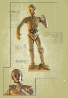 C3PO by FarawayPictures