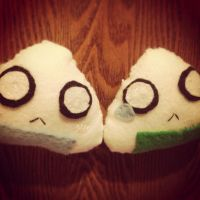 Meet my new rice balls by starsweeps