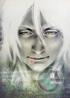 Shogo Makishima by equine-whisperer