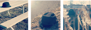 Lone Fedoras by Indie-Collective