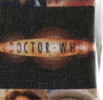 Flame Logo of Doctor Who by salford1