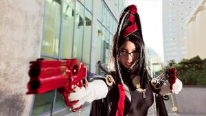 Bayonetta - FanimeCon 2010 by DarkainMX