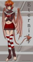 Demon Girl Eternity by rosethorn