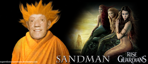 Real Guardian Project #7: Sandman by supereilonwypevensie