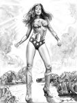 Mike Mayhew WONDER WOMAN Commission by mikemayhew