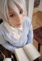 No. 6 : Shion test cosplay by berylrion