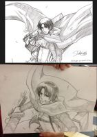 FF version of rivaille... by darkn2ght