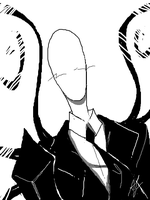 HELLO THERE SLENDER by WhiteFox89
