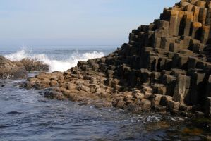 Giant's Causeway II by LordSaddler