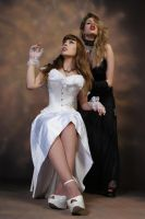 Good and Evil III Stock by tanit-isis-stock