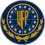 UFP Deployed Forces Patch Cloth by viperaviator