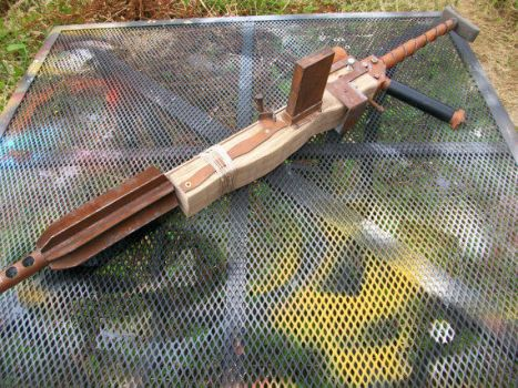 fallout 4 pipe rifle for sale by sam1337