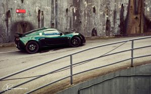 Lotus Exige .2 by larsen