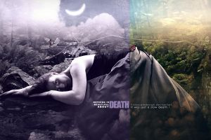 beautiful death by firmacomdesign
